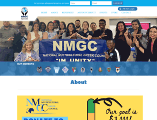 nationalmgc.org screenshot