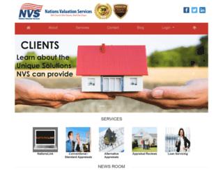 nationsvs.com screenshot