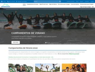 natuaventura.com screenshot