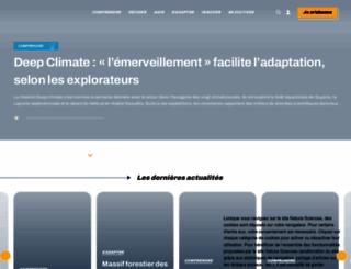natura-sciences.com screenshot