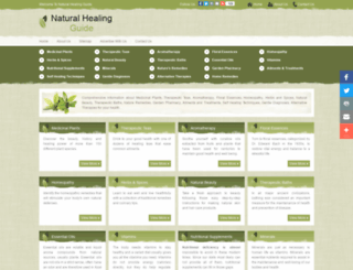 natural-healing-guide.com screenshot