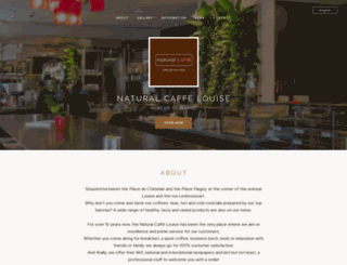 naturalcaffe.com screenshot