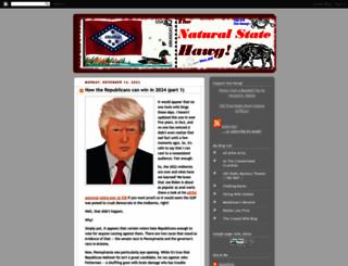 naturalhawg.blogspot.com screenshot
