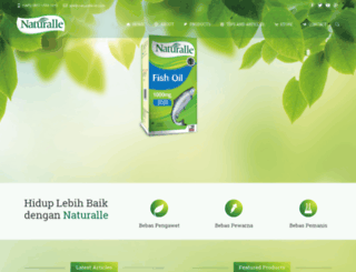 naturalle-id.com screenshot