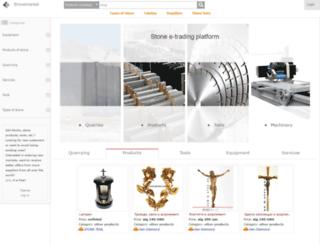 naturalstone.com.ua screenshot