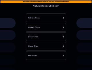 naturalstoneoutlet.com screenshot