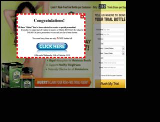 naturalweightloss4u.com screenshot
