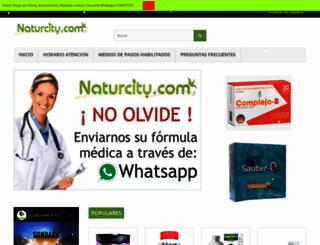 naturcity.com screenshot