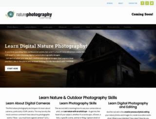 nature-photography-central.com screenshot