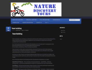 naturediscovery.co.za screenshot