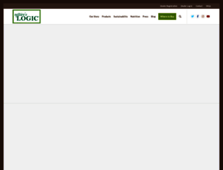 natureslogic.com screenshot