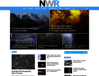 natureworldreport.com screenshot