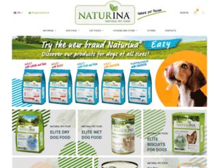 naturina.it screenshot
