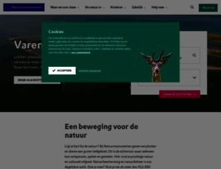 natuurmonumenten.nl screenshot
