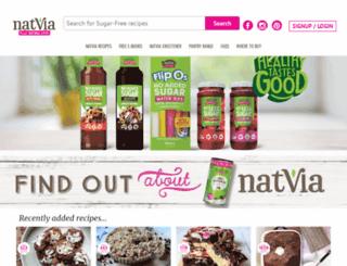 natvia.com.au screenshot