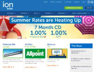 naugatucksavingsbank.com screenshot