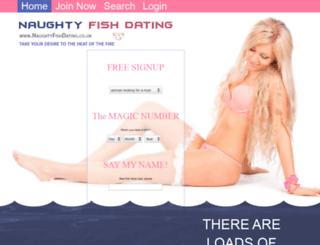 Naughty fish dating