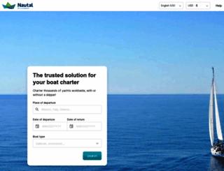 nautal.com screenshot