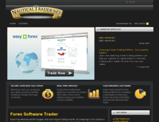 nauticaltrader.net screenshot
