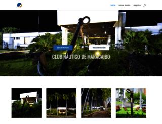 nautico.com.ve screenshot