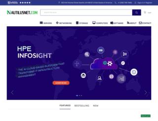nautilusnet.com screenshot