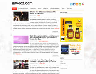 navedz.com screenshot