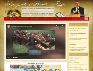 navegandodelpasadoalfuturo.net screenshot