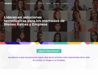 navent.com screenshot