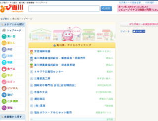 navikagawa.com screenshot