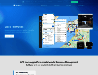navixy.com screenshot