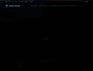 navnitgroup.com screenshot