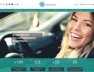 nayox.com screenshot