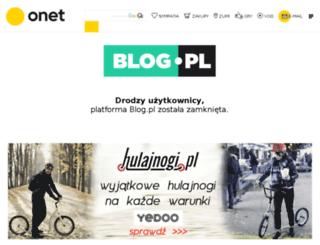 nazdrowie.piszecomysle.pl screenshot