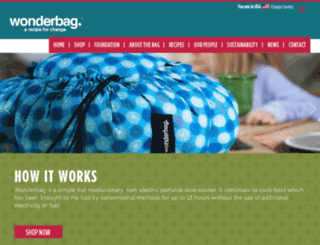 nb-wonderbag.com screenshot