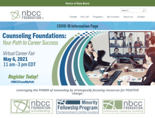 nbccf.org screenshot