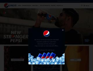 nbcpepsi.com screenshot