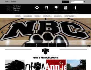 nbcsd.org screenshot