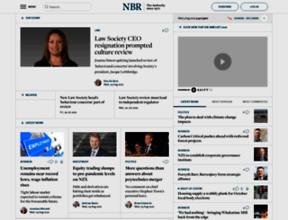nbr.co.nz screenshot