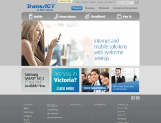 ncable.net.au screenshot