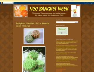 nccbangketweek.blogspot.com screenshot