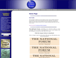 ncf-net.org screenshot