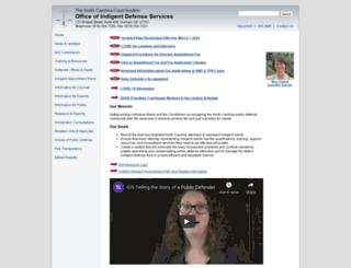ncids.org screenshot