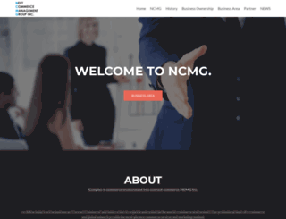 ncmg.co.kr screenshot
