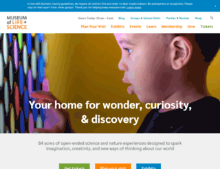 ncmls.org screenshot
