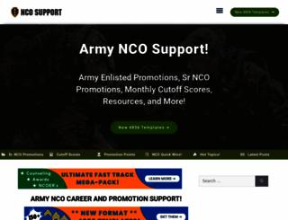 ncosupport.com screenshot
