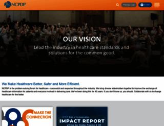 ncpdp.org screenshot