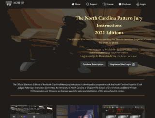 ncpji.com screenshot