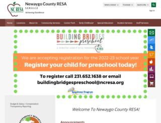 ncresa.org screenshot