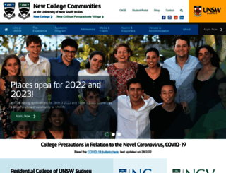 ncv.unsw.edu.au screenshot