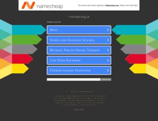 ndcasa.org.uk screenshot